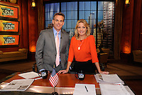 Colin & Michelle Guest Host Regis and Kelly