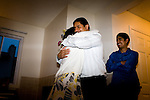 Ismael and Tracy Cervantes.  ..***.Ismael Cervantes sister graduates from High School.  Ismael and his wife, Tracy, have provided a home for his sister for the last year.  Although she speaks fluent English and has been a semi-permanent resident of the United States since childhood, she will be unable to attend college next year because of her immigration status.  Many states and the federal government have considered passage of the DREAM act, a law that would allow children who entered the United States while a minor to normalize their status and attend college.  Colorado recently voted down a similar act...***..Ismael Cervantes fled to the United States at the age of 12 following the suicide of his father and the murder of his older brother by his soon-to-be stepfather.  He passed into the county with legal travel documents, although the immigration official manning the crossing failed to stamp his Visa, presumably because the driver, his uncle, was a lawful permanent resident of the United States.  Years later, this minor oversight would land Cervantes in deportation proceedings, threatening to break apart the life and family he has built in the United States...After entering the United State, Cervantes moved to Compton, California where he lived with his siblings and extended family.  There, he taught himself English and excelled in school.  After one of his brothers secured a job in Colorado, the family followed.  Ismael attended high school, continued to excel in academics, and anticipated legalizing his status and attending college.  He married his high school girlfriend, Tracy, a pre-med student, shortly after graduation.  The couple hired a lawyer and went through the steps to legalize Ismael's status as a permanent resident following his marriage to a citizen only to find out that the border guard's failure to stamp his visa was sufficient grounds to enter Ismael into deportation proceedings...Without change to the immigration system, Cervantes will likely