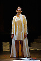 Edinburgh UK. 21.08.2012. Camille O'Sullivan stars in the Royal Shakespeare Company's production of THE RAPE OF LUCRECE, an adaptation of William Shakespeare's tragic poem by Elizabeth Freestone, Feargal Murray and Camille O'Sullivan. Picture shows: Camille O'Sullivan. Photo credit: Jane Hobson.