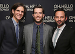 'Oh, Hello On Broadway' - After Party
