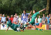 VOETBAL: DE KNIPE: 16-07-2013, Oefenwedstrijd SC Heerenveen - Leuven, Einduitslag 2-1, Stefan Savic, ©foto Martin de Jong