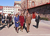 King Harald, and Queen Sonja of Norway, State Visit to Latvia, Visit to Valmiera Prison