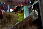INDIA (West Bengal - Calcutta) - Geeta is new in the trade and she works like a bonded labour for her land lady who bought her from a pimp. Getta was trafficed from a village in Uttar Pradesh.  Kolkata, India- Arindam Mukherjee