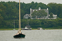 Massachusetts, Osterville, Oyster Harbor, Cape Cod
