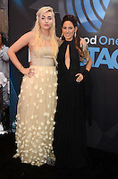 LOS ANGELES, CA - NOVEMBER 20: Maty Noyes, Kerri Kasem at Westwood One on the carpet at the 2016 American Music Awards at the Microsoft Theater in Los Angeles, California on November 20, 2016. Credit: David Edwards/MediaPunch