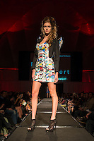 Project Design Fashion Show during St. Louis Fashion Week 2012 at Science Center in St. Louis, MO on Oct 9, 2012.