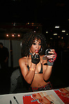 Adult Film Actress Misty Stone  Attends 2011 EXXXOTICA Expo Held at the New Jersey Convention and Exposition Center,  11/5/11