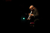 Durham, North Carolina - Friday May 6, 2016 - Terence Blanchard performs in Fletcher Hall in the Carolina Theatre Friday night during the Art of Cool Festival in Durham.