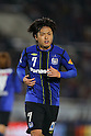 Yasuhito Endo (Gamba), .MAY 12, 2012 - Football / Soccer : .2012 J.LEAGUE Division 1 match between .Gamba Osaka 1-1 Vegalta Sendai .at Expo'70 Commemorative Stadium, Osaka, Japan. (Photo by Akihiro Sugimoto/AFLO SPORT) [1080]