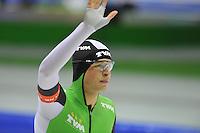 SCHAATSEN: HEERENVEEN: 26-12-2013, IJsstadion Thialf, KNSB Kwalificatie Toernooi (KKT), 5000m, Sven Kramer, ©foto Martin de Jong