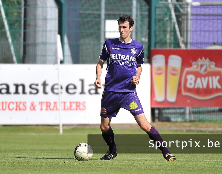 SW Harelbeke : Jeroen Doornaert<br /> foto VDB / Bart Vandenbroucke