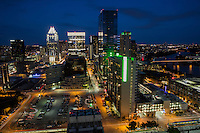 During the past decade, downtown Austin ushered in a wave of housing with new condominium and apartment towers. Now, a tide of hotel development is sweeping the central business district that could add more than 3,200 guest rooms during the next three years, a roughly 40 percent increase over the current downtown stock of just more than 8,000.