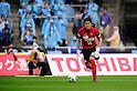 Takuto Hayashi (Vegalta), APRIL 23, 2011 - Football : 2011 J.LEAGUE Division 1 between Kawasaki Frontale 1-2  Vegalta Sendai at Kawasaki Todoroki Stadium, Kanagawa, Japan. (Photo by Atsushi Tomura /AFLO SPORT) [1035]