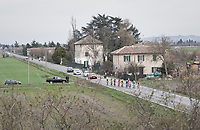 the breakaway group<br /> <br /> 108th Milano - Sanremo 2017