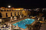 Africa, Morocco, Fes. Sofitel Palais Jamai hotel.