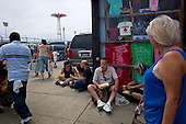Brooklyn, New York<br /> May 29, 2011<br /> <br /> Coney Island on Memorial Day weekend.