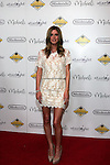 "Nicky Hilton arrives on the red carpet at ""A Stellar Night"" hosted by ""Starlight Children's Foundation"" who are brightening the lives of seriously and terminally ill children in order to take their minds off the pain, fear and isolation of their illness. The Gala benefit was held at the Century Plaza Hyatt Hotel in Century City Ca. Saturday March 26, 2011. Photo by Peter Switzer"