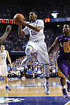 UK sophomore guard Ryan Harrow going in for a lay up during the first half of the men's basketball game vs. LSU at Rupp Arena on Saturday, January 26, 2013, in Lexington, Ky. Photo by Kalyn Bradford | Staff