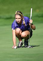Girls Golf vs University/Park Tudor 9-10-12