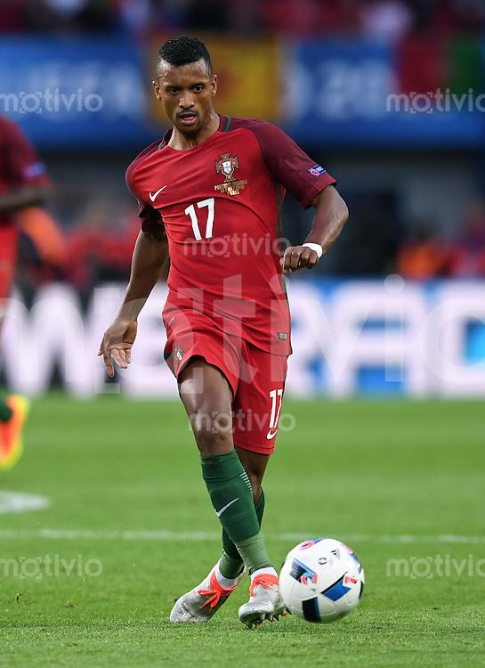 FUSSBALL EURO 2016 GRUPPE F IN PARIS Portugal - Oesterreich      18.06.2016 Nani (Portugal)