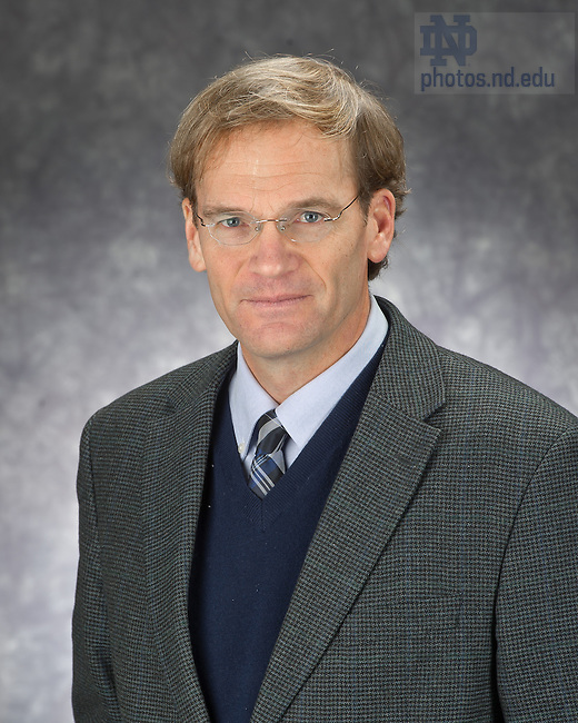 Jan. 24, 2013; Jim Nolan, Notre Dame Institute for Advanced Study..Photo by Matt Cashore/University of Notre Dame