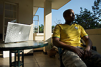 Peter, 37, works in advertising and animation in London, UK. His father left Uganda during the Amin years - he was educated in Kenya, Ireland and the UK, and his subsequently lived in New Zealand and Thailand. Many expat Ugandan's are returning with capital and skills, looking both for opportunities and chance to return home.