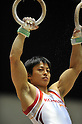 Kenya Kobayashi (JPN), .APRIL 7, 2012 - Artistic gymnastics : The 66nd All Japan Gymnastics Championship Individual All-Around , Men's Individual 1st day at 1st Yoyogi Gymnasium, Tokyo, Japan. (Photo by Jun Tsukida/AFLO SPORT) [0003].