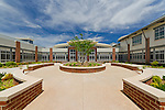 The new Patriot High School in Prince William County, VA