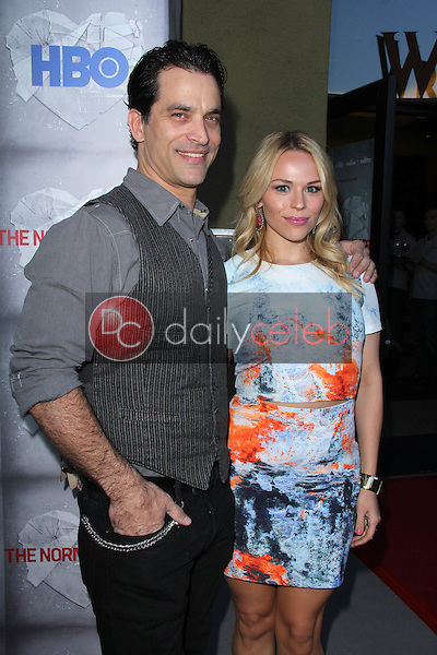 Johnathon Schaech, Julie Solomon<br /> at the HBO Premiere of &quot;The Normal Heart,&quot; WGA Theater, Beverly Hills, CA 05-19-14<br /> David Edwards/DailyCeleb.com 818-249-4998