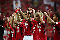 Urawa Red Diamonds team group, JULY 23, 2011 - Football : 2011 J.LEAGUE Division 1 between Urawa Red Diamonds 2-0 Ventforet Kofu at Saitama Stadium 2002, Saitama, Japan. (Photo by YUTAKA/AFLO SPORT) [1040]