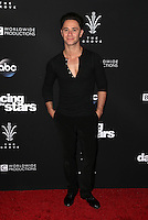 "Los Angeles, CA - NOVEMBER 22: Sasha Farber, At ABC's ""Dancing With The Stars"" Season 23 Finale At The Grove, California on November 22, 2016. Credit: Faye Sadou/MediaPunch"