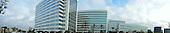 Panorama photo of Irvine California