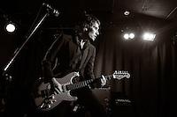 The Mess Hall performing at Northcote Social Club, Melbourne, 24 November 2012