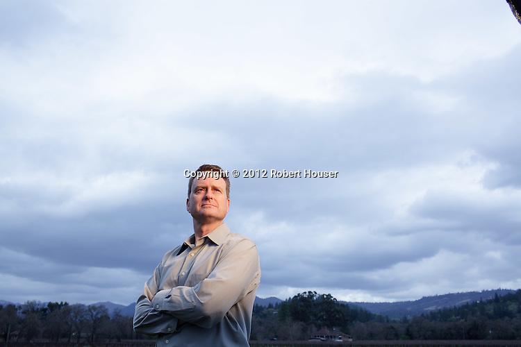 Jon Gjestvang - CIO - Napa County
