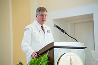William Jeffries, Ph.D. Class of 2016 White Coat Ceremony.