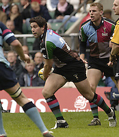 2006, Powergen National Trophy, Ian Vass, Twickenham, NEC Harlequins vs Bedford Blues, ENGLAND, 09.04.2006, 2006, , © Peter Spurrier/Intersport-images.com.   [Mandatory Credit, Peter Spurier/ Intersport Images].
