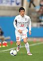 Takuya Sonoda (Ehime FC), MARCH 11, 2012 - Football : 2012 J.LEAGUE Division 2 between Yokohama FC 0-0 Ehime FC at NHK Spring Mitsuzawa Football Stadium, Kanagawa, Japan. (Photo by Atsushi Tomura /AFLO SPORT) [1035]