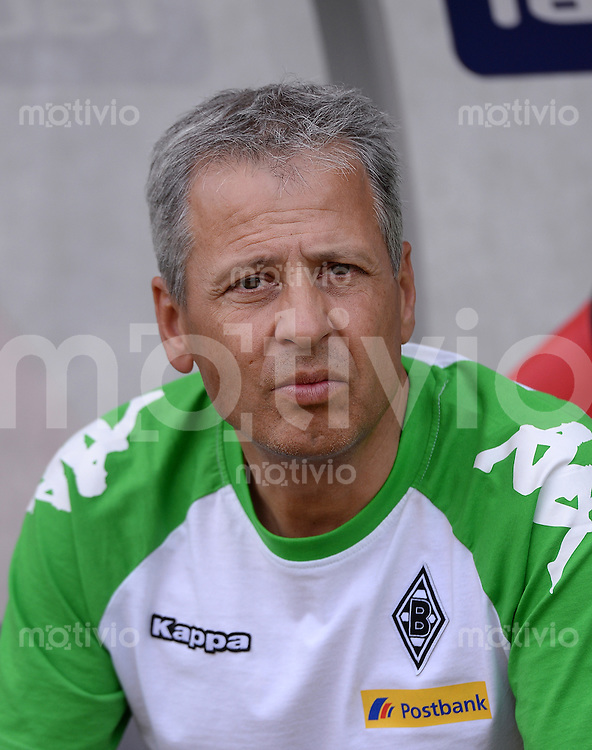 FUSSBALL  1. Bundesliga   2013/2014   Testspiel  FC Ingolstadt 04 - Borussia Moenchengladbach    13.07.2013 Trainer Lucien Favre (Borussia Moenchengladbach)