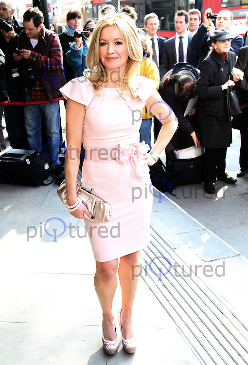 Helen Fospero TRIC Awards 2011 | Celebrity and red carpet ... Kim Cattrall