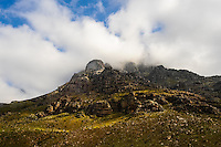 South Africa. The Du Toitskloof pass separate Paarl from Worcester.