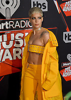 Halsey at the 2017 iHeartRadio Music Awards at The Forum, Los Angeles, USA 05 March  2017<br /> Picture: Paul Smith/Featureflash/SilverHub 0208 004 5359 sales@silverhubmedia.com