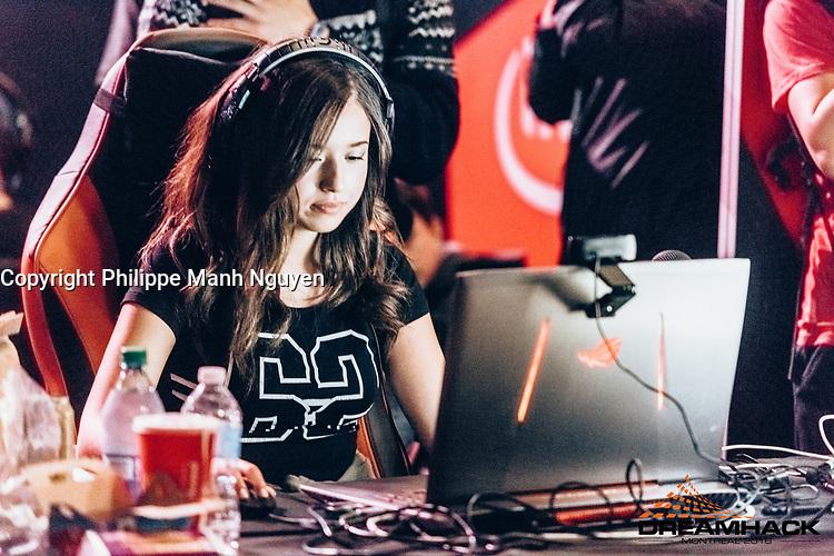 Dream Hack<br /> - FILE PHOTO<br /> <br /> PHOTO : Agence Quebec Presse