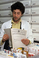 Farmacia. Pharmacy....