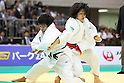 (L to R) Yuka Nishida (JPN), Misato Nakamura (JPN), .May 13, 2012 - Judo : .All Japan Selected Judo Championships, Women's -52kg class Final .at Fukuoka Convention Center, Fukuoka, Japan. .(Photo by Daiju Kitamura/AFLO SPORT) [1045]