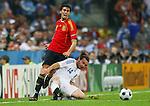 EM Fotos Fussball UEFA Europameisterschaft 2008: Griechenland - Spanien