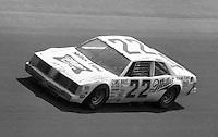 Davey Allison ARCA car at Alabama International Motor Speedway in Talladega, AL in May , 1983.  (Photo by Brian Cleary/www.bcpix.com)