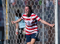USWNT vs Costa Rica, September 4, 2012
