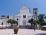 Ravello`s  Church, Amalfi Coast, Campania, Italy, Europe, World Heritage Site