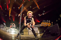 Green Day performs live at the Allstate Arena in Rosemont, IL