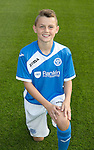 St Johnstone Academy Under 14&rsquo;s&hellip;2016-17<br />Ewan Loudon<br />Picture by Graeme Hart.<br />Copyright Perthshire Picture Agency<br />Tel: 01738 623350  Mobile: 07990 594431